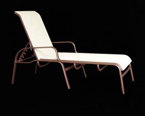 Aluminum Chaise Lounges