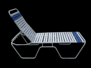 Commercial patio furniture for Aluminum commercial stack chaise lounge