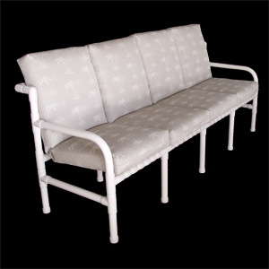 Pvc patio furniture cushions two pvc furniture patio Pvc pipe outdoor furniture