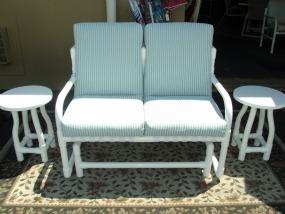 Patio Furniture Glider
