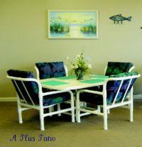 Cushioned Patio Furniture